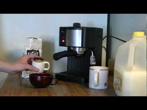 How to make Great Cappuccino at Home!