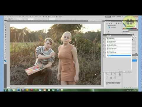 How To Turn Multiple RAW to JPG in Photoshop - HD