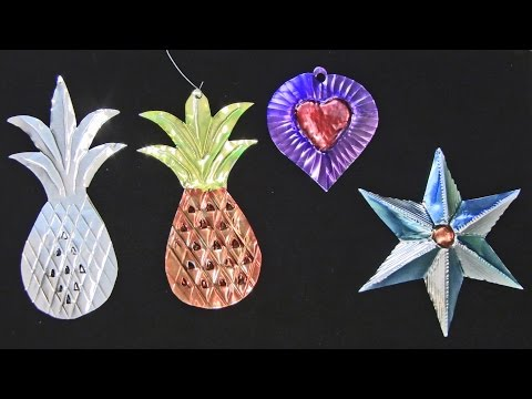 Staining Metals With Alcohol Inks