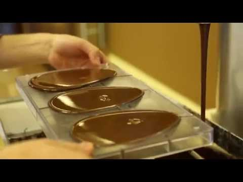 Easter Chocolate Eggs: How They're Done
