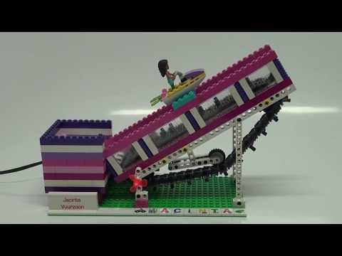 Lego Friends: Jet-Ski GBC