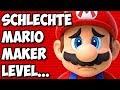Unglaublich schlechte Mario Maker 2 Level... - RGE