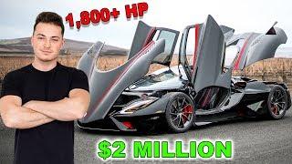 The FASTEST Car In The WORLD! (300+ MPH) - 2020 SSC Tuatara Hypercar