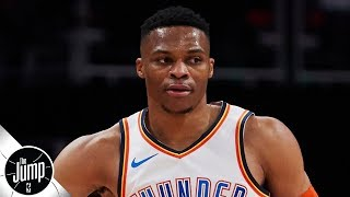 'People are just not gonna guard' Russell Westbrook in the playoffs - Brian Windhorst