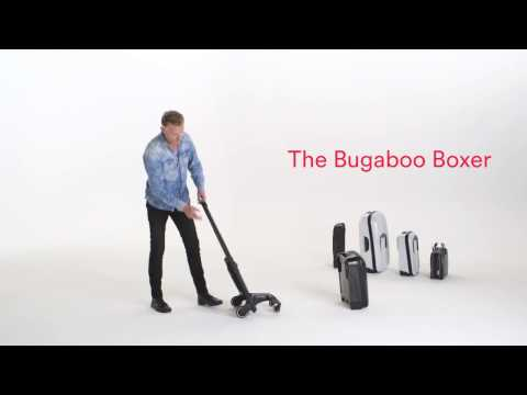Chapter 3 - Bugaboo Boxer - the Chassis