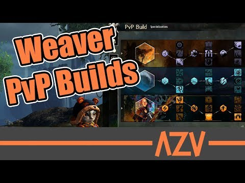 [UPDATED] Weaver PvP Builds + Ability Rotations | Guild Wars 2: 🔥 Path of Fire 🔥
