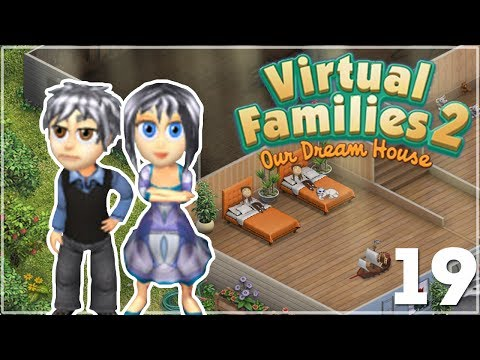 A Chicken-Pox Epidemic?! • Virtual Families 2 - Episode #19