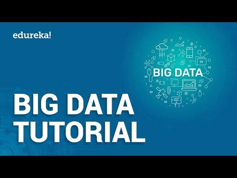 Big Data Tutorial For Beginners   What Is Big Data   Big Data Tutorial   Hadoop Training   Edureka
