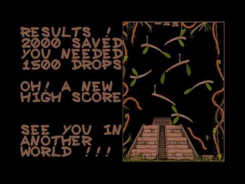 DOS Game: H2O
