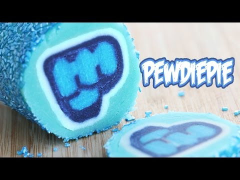 Pewdiepie Brofist Cookies - Eugenie Kitchen