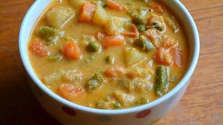 വെജിറ്റബിൾ കുറുമ ഉണ്ടാകുമ്പോ ഇനി ഇതുപോലെ ചെയ്തു നോക്കു. കിടിലൻ ടേസ്റ്റ് ആയിരിക്കും  Vegetable kuruma