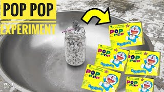 pop-pop in glass bottle/Diwali experiment2019/Experiment/Creator yogesh