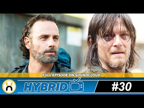 Andrew Lincoln WILL Leave The Walking Dead in Season 9 | Hybrid TV #30