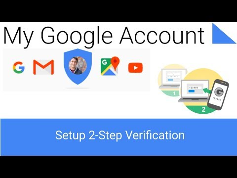 Turn on 2-Step Verification for Gmail or Google Apps for Work Account
