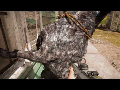 Far Cry 5 Spider Dog