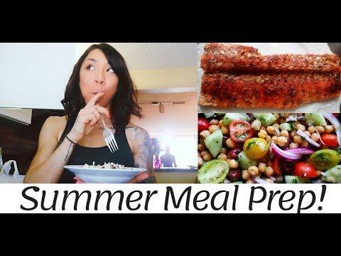 Summer Meal Prep Ideas! Rebirth Episode 2