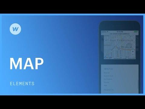 Embed a Google Map - Web design tutorial