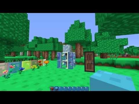 Terraria Resource Pack for Minecraft 1.7.2 New Stuff! (Work In Progress)
