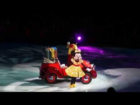 Disney on Ice Phoenix! 20 MINUTE VIDEO OF DISNEY ON ICE!