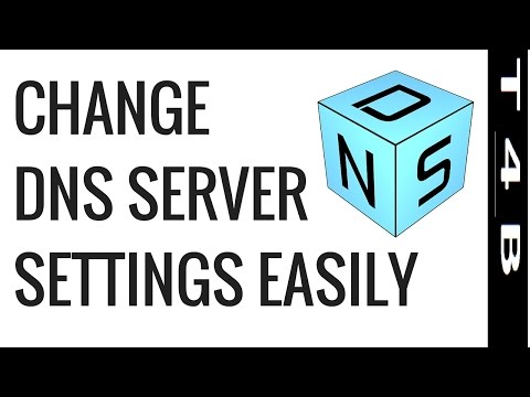 How to Change DNS server Settings On WIndows fastest dns server and speed up the internet