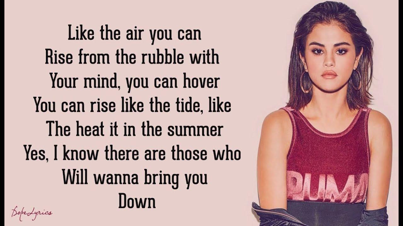 Selena Gomez - Rise