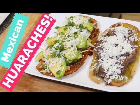 Mexican Huaraches Recipe - La Cooquette