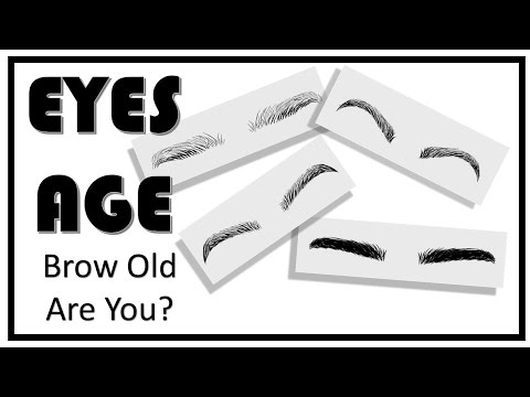 Best Eyebrow Shapes (Pencil Makeup) For Younger Looking Face
