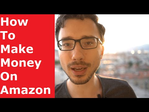 How To Make Money On Amazon FBA (Step By Step Tutorial)