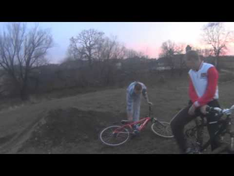 Learning: 180 & 360 | Mtb | Dirt jumping