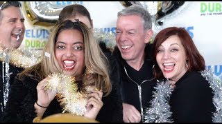 Happy New Year from Elvis Duran and the Morning Show! | Elvis Duran Exclusive