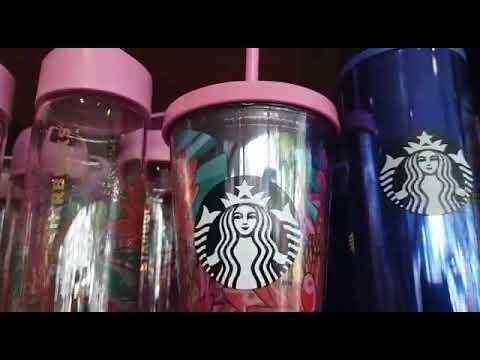 Tumbler Starbucks Indonesia edisi 27 apr 2018