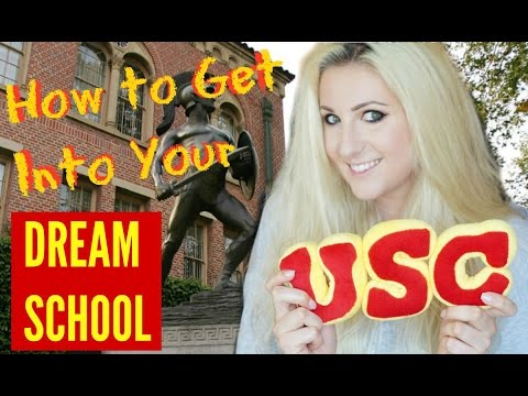 Back To School | How To Get Into Your Dream School