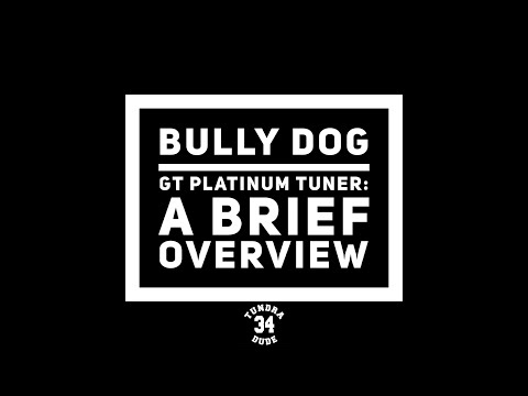 Bully Dog GT Platinum Tuner: Is It Worth It For Your Toyota Tundra?