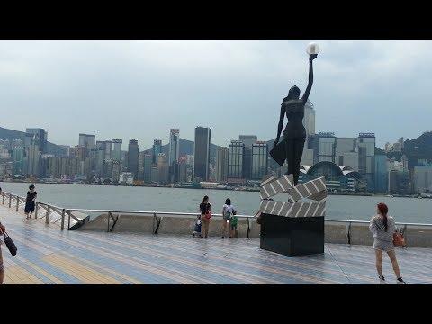 Hong Kong and Saigon (Ho Chi Minh City) Vietnam Compilation