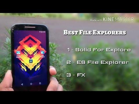 Best File Explorer For Android 2016