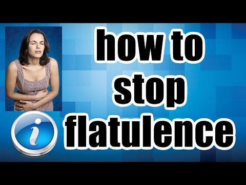 How To Stop Flatulence Fast - SEE