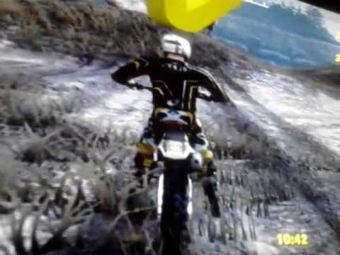Hydros on a dirt bike ( spawn glith)