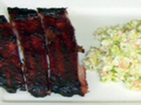 Barbecue Pork Spare Ribs Recipe