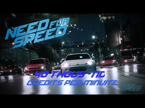 UNLIMITED MONEY NEED FOR SPEED 2015 *WORKING MAY 2018* |UNLIMITED MONEY GLITCH NEED FOR SPEED