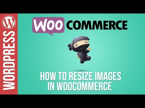 How To Resize Images in Woocommerce for Wordpress