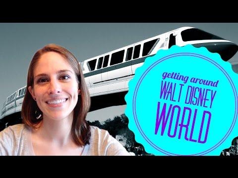 Getting Around Walt Disney World