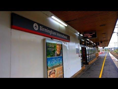 Birmingham International Train Station