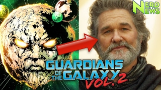 Guardians of the Galaxy 2 Trailer - Kurt Russell / Ego Explained!