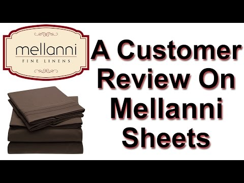 Mellanni Complete Bed Sets | Cal King Bed Sets - High Quality Bed Sheets