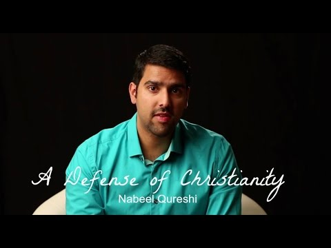 A Defense of Christianity   Nabeel Qureshi in Louisville