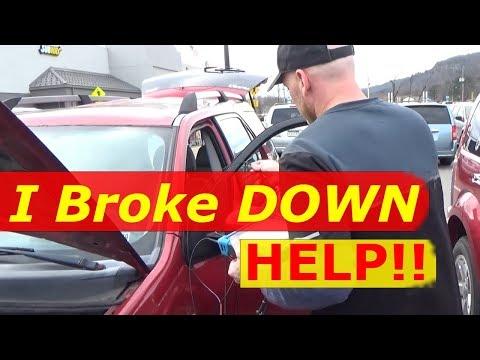 Ford Freestyle PART 1 - Fail safe left us sitting  P2100 P2107 P2110
