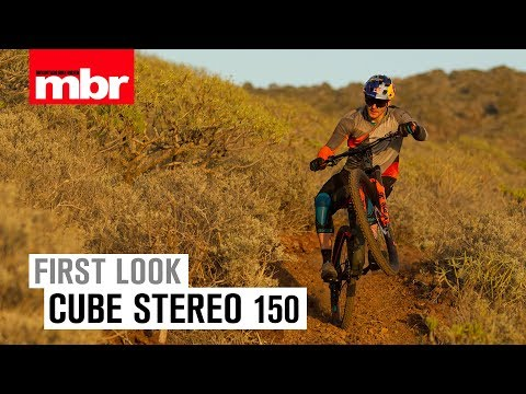 Cube Stereo 150 | First Look | Mountain Bike Rider
