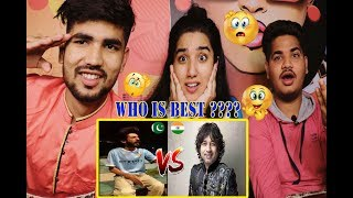 Indian Reaction On Street Talent of Pakistan ¦Emerging Singer¦ better than original ?