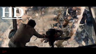 "BRENDA GETS INFECTED - THE MAZE RUNNER ""SCORCH TRIALS SCENE"" PT2/2 1080pHD"