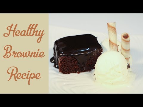 Healthy Brownie Recipe Easy Healthy Food Chocolate Recipe For Kids Lunch Box Tiffin Box Idea